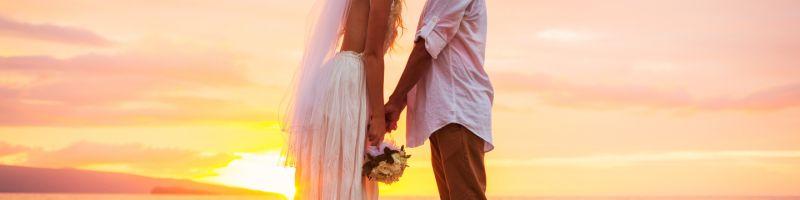 Sesja ślubna nad morzem - poznaj najpiękniejsze miejsca