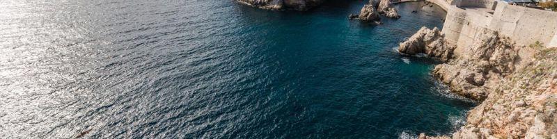 Pływając po wodach Adriatyku czyli wakacje w Chorwacji