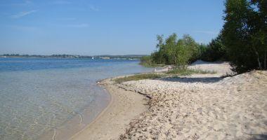Plaża naturystów w Dąbrowie Górniczej nad Pogorią IV