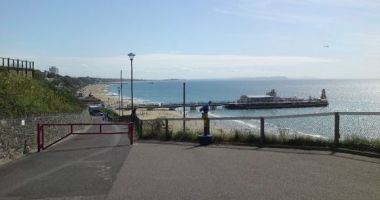Bournemouth Beach, Bournemouth, United Kingdom