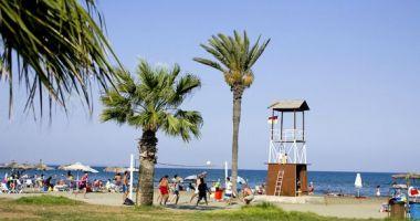 Mckenzie Beach, Larnaka, Cyprus