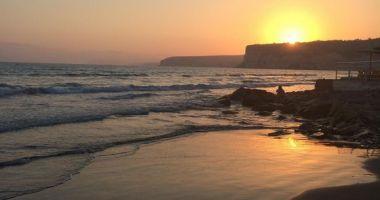 Kourion Beach, Limassol, Cyprus