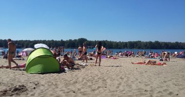 Kąpielisko Miejskie w Dąbrowie Górniczej nad Pogorią I