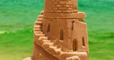 Beach Sand Sculptures, Fort Walton Beach, United States